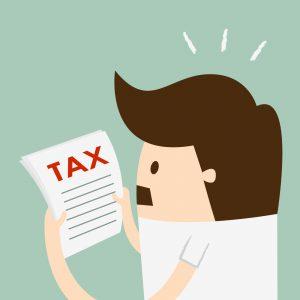 營利事業所得稅申報常見十大錯誤