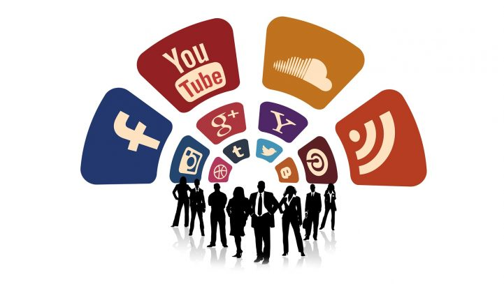 範圍不受限,利用社群媒體打造品牌